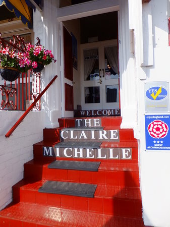 The Claire Michelle: Front view