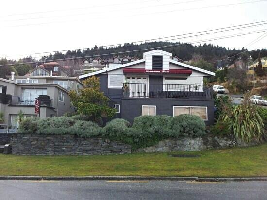 Queenstown House Boutique Bed & Breakfast & Apartments: The hotel