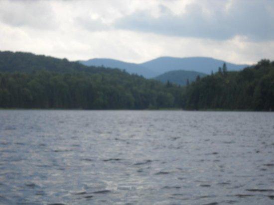 Embarc Tremblant: Lac Monroe, Mt Tremblant Park
