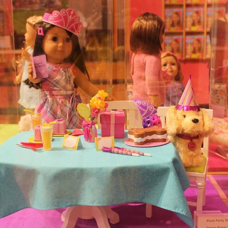 American Girl Place - New York: So much fun