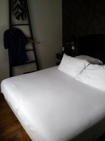 Hotel du Haut Marais: Comfortable Bedroom