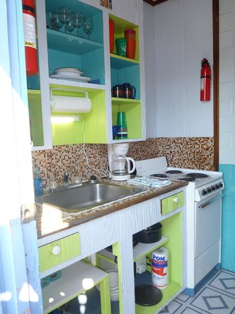 A Laughing Horse Lodge: Kitchen