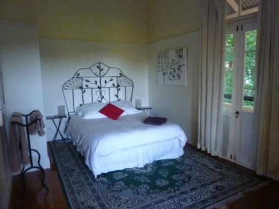 Eumundi's Hidden Valley Bed and Breakfast: Our friend's room
