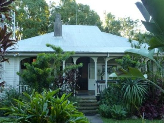 Eumundi's Hidden Valley Bed and Breakfast: The House