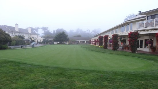 The Lodge at Pebble Beach: Lodge and Village