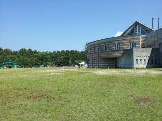 Lake Biwa Kodomonokuni : 中央の施設