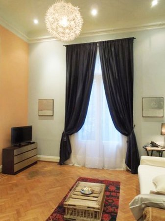 3 Rooms Buenos Aires : The Blue Room