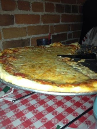 "Rosa's Pizzeria: 16"" cheese pizza"