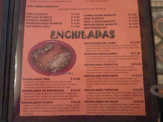 Mexican Food In Cheyenne Wyoming