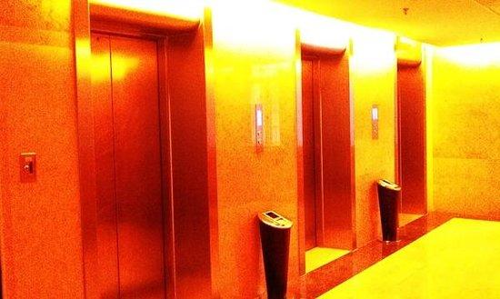Guangzhou Bauhinia Hotel : Lift lobby