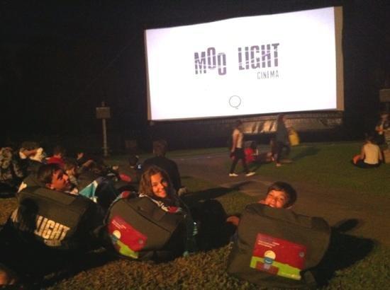 Moonlight Cinema Port Douglas: Moonlight Cinema - Port Douglas