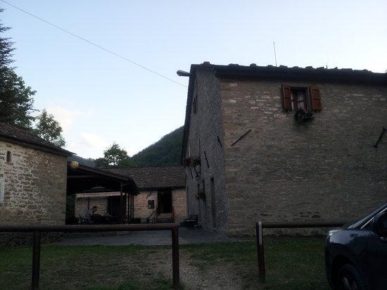 Albergo Ca di Veroli : esterno