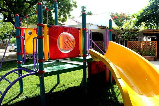 Ristorante Bella Napoli: Play ground