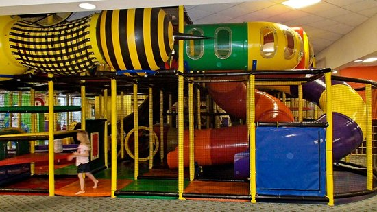 Holiday Inn Club Vacations Cape Canaveral Beach Resort: Indoor Playground