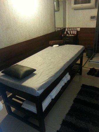 Rockland Inn: spa