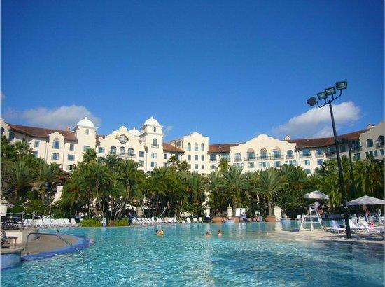 Hard Rock Hotel at Universal Orlando: Awesome Pool