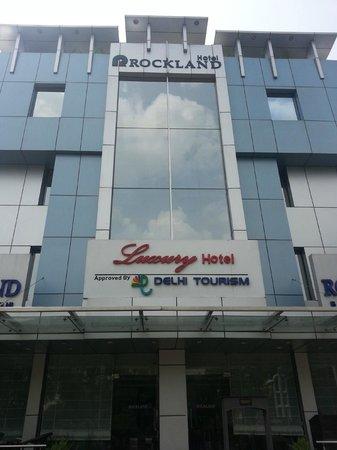Rockland Inn: fuera