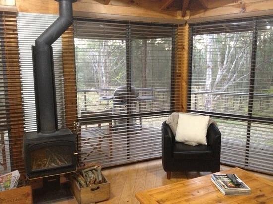 Buffs at Pokolbin: cabin 1