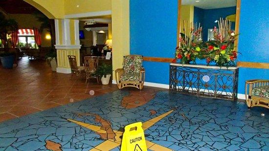 Holiday Inn Club Vacations Cape Canaveral Beach Resort: Lobby