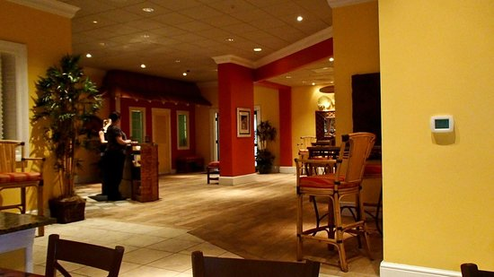 Holiday Inn Club Vacations Cape Canaveral Beach Resort: Indoor Restaurant