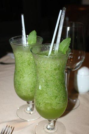 Pacifico Beach Club Restaurant & Bar : drink recommandé par le serveur