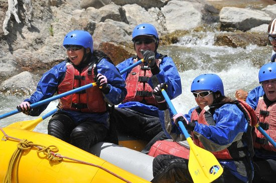 Independent Whitewater : Brown's Canyon full day trip with Miller