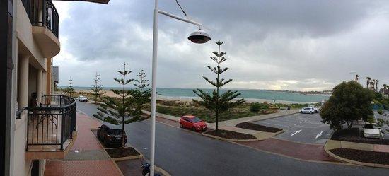 Breakwater: Balcony View
