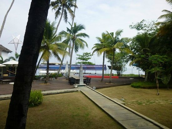 The Park on Vembanad Lake: View from the room