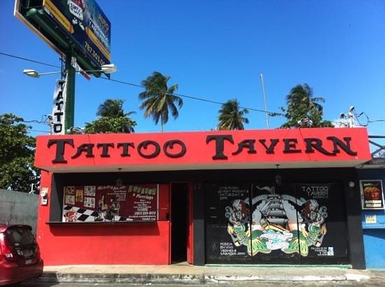 Tattoo Tavern: front