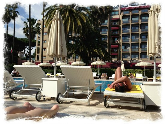 Parco dei Principi Grand Hotel & SPA: The pool is really nice