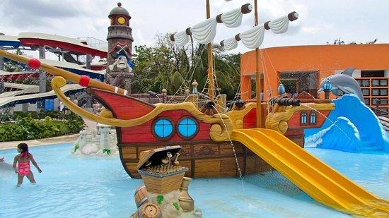 Playa Mia Grand Beach Water Park Kids