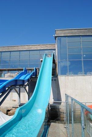 Rosfjord Strandhotell : aquapark