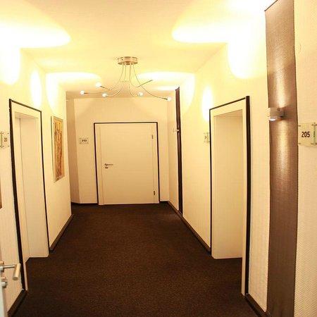 Hotel Heymann: Zimmeretage