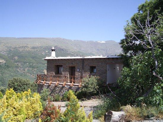 El CastaNar Nazari: Hotel
