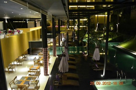 Taum Resort Bali: Hotel- waiting area