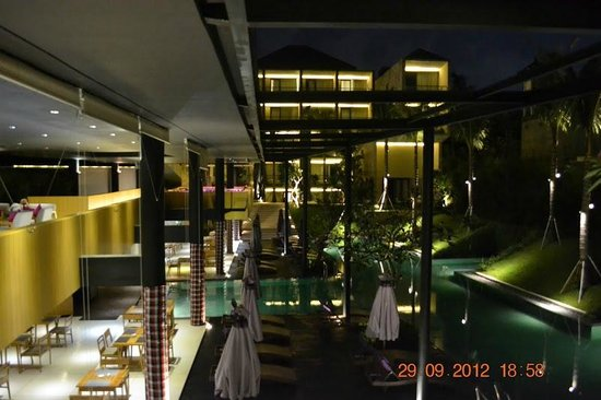 Taum Resort Bali: Hotel view