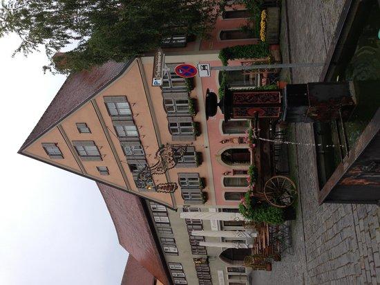 Hezelhof Hotel: Dinkelsburg