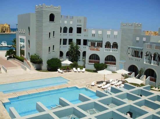 Fanadir Hotel: Exterior