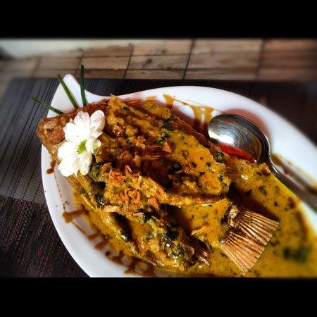 Dapur Indonesia: Fried fish