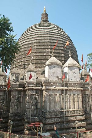 Kamakhya Temple : Main dome of temple