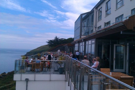 Cliff House Hotel Restaurant Outdoor View Bar