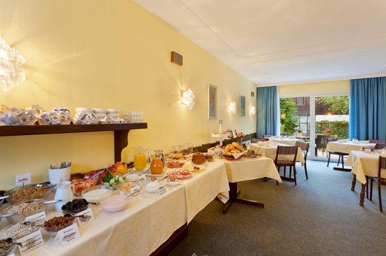 Haus Maria: Frühstücksbuffet