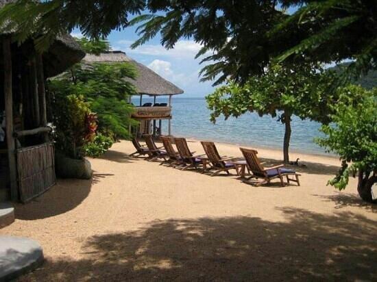 Malawi: Gecko lounge;cape maclear