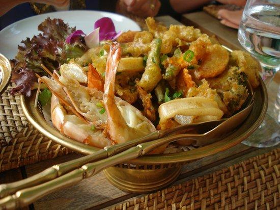 River Kwai: appetizer