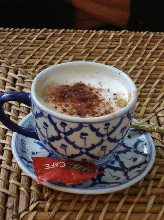 River Kwai: cappuccino