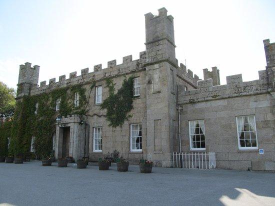 Tregenna Castle Resort: esterno