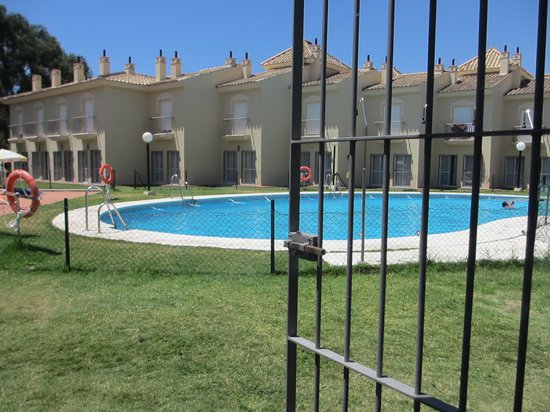 Apartamentos Turísticos Interpass Golf Playa: Vista de apartamento (piso térreo)