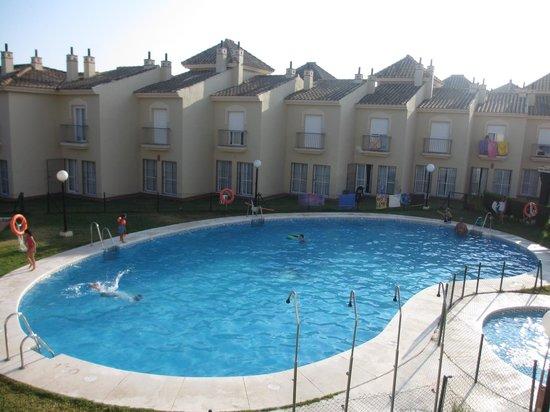 Apartamentos Turísticos Interpass Golf Playa: Vista de apartamento (1º piso)