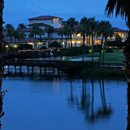 Ponte Vedra Inn & Club: Island view