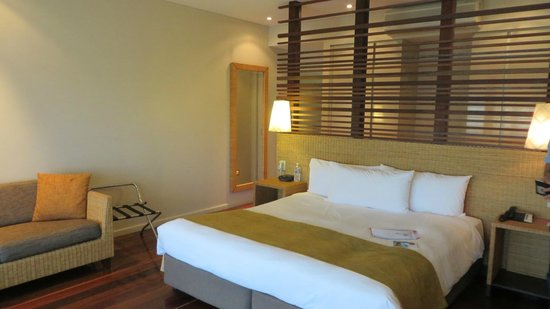 Kimberley Sands Resort & Spa: well appointed bedroom